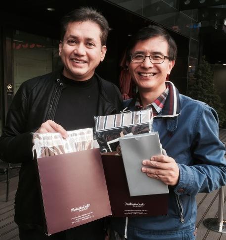 Eddie Razak and Joshua Lim Korea Social Investment - Nov 2015