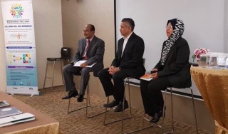 Dialogue Session with Social-Purpose Organisations on Social Outcome Fund