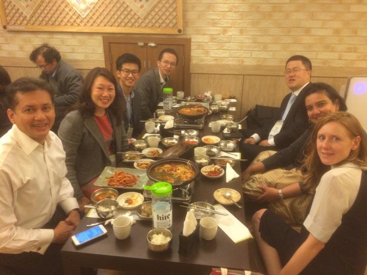 Eddie Razak at GSEF Korea - Nov 2015
