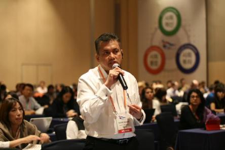 Eddie Razak invited to speak at Social Enterprise World Form in Korea - Oct 2014