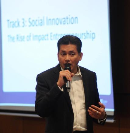 Eddie Razak on Impact Entrepreneurship at Innovating Malaysia Conference - Oct 2015