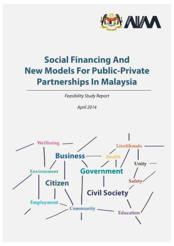 Social Financing and New Models for Public-Private Partnerships in Malaysia